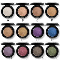 12 Colors Baked Eye Shadow Powder Palette Shimmer Metallic Eyeshadow Palette Lot