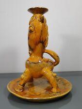 "Leuchter,grotesk, ""Pferd"", Keramik, 1930er Jahre, Art Deco,Bosse?"