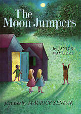 The Moon Jumpers-ExLibrary