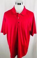 Ben Hogan Performance Pink Golf Polo Shirt Mens 2XL XXL