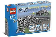 Lego City Treni 7895 Scambi per la Ferrovia Nuovo