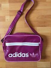 Adidas Pink Messenger Bag/Satchel