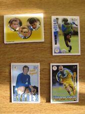 CHELSEA FANS SELECTION FOOTBALL CARDS  X 22 - FUTERA - CIRCA 1998