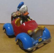 Modellino Macchina Paperino e Qui Quo Qua Polistil Walt Disney N 554 II