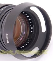 LEICA Summilux 1.4/50 E43 fit Vented Lens Hood 43mm for Summilux-M 50mm F1.4