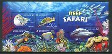 2018 Reef Safari MUH Mini Sheet
