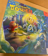 RARE The Enchanted Tower Board Game Drei Magier Spiele 87146 SCH87146 SEALED NEW