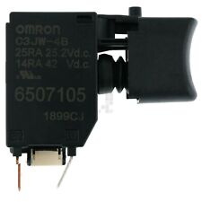 Makita 650710-5 Trigger Switch, Omron C3JW-4B