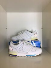 Adidas ZX 700 2008 Size 11 White Leather Mens Trainers 8000 Torsion 750 Aqua 500