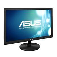 "ASUS VS228NE 21,5"" LCD LED Monitor VGA DVI 5ms Reagtionszeit 16:9 FULLHD"