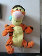 Tigger, Star Bean Plush Toy Doll, Winnie The Pooh, Vintage, Bed Hat, Mattel