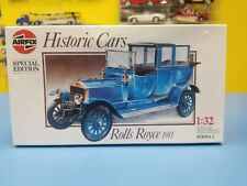 """AIRFIX  1911 ROLLS ROYCE SPECIAL EDITION 1:32 SCALE #02444  """"NEW"""""""