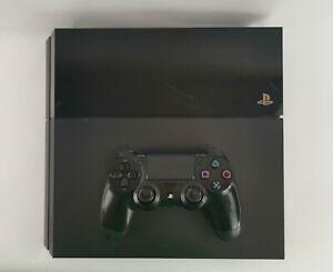 PS4 Black Console 500GB - 30 Day Warranty