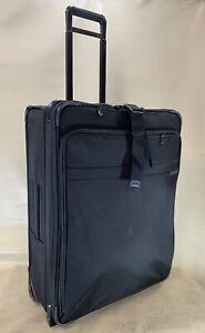 "Briggs & Riley Baseline U128CX LARGE Black 28"" Expandable Upright Suitcase $ 679"