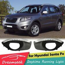 LED TFL Tagfahrlicht für Hyundai Santa Fe 2010 2011 2012 Nebelscheinwer Blinker