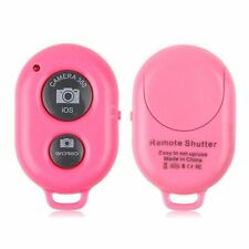 Wireless Remote Control Bluetooth Selfie Camera Shutter for Samsung Iphone HTC