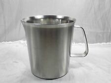 thick 304 Stainless Steel Measuring Cup mug 32oz/1000cc with handle for kitchen