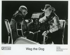 POPS STAPLES  WILLIE NELSON WAG THE DOG  1997 VINTAGE PHOTO ORIGINAL