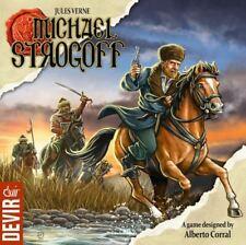 Michael Strogoff Board Game