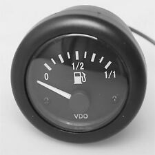 "Car/Motorcycle/Truck 2""/52mm Mounting Hole Fuel Gauge Meter Tester 12V System"
