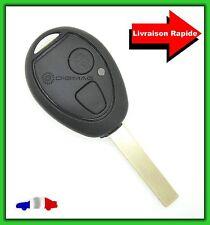 Coque Télécommande Plip Bouton Clé LAND ROVER Discovery Range Rover + Cle Vierge