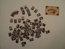 Tarot Cards and Ouija Board with Planchette Mini for the dollhouse