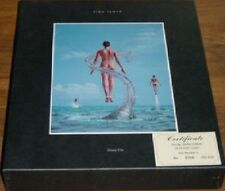 PINK FLOYD SHINE ON SUPER RARE 9 CD box con certifkat n. 1019 senza cartoline