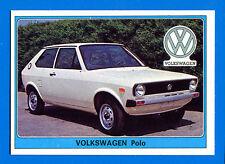 SUPER AUTO - Panini 1977 -Figurina-Sticker n. 185 - VOLKSWAGEN POLO -New