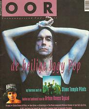 MAGAZINE OOR 1993 nr. 17 - IGGY POP/URBAN DANCE SQUAD/PRIMUS