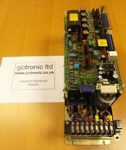 A06B-6047-H003 FANUC DC Axis Drive unit for Fanuc 10M Motor.