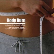 BODY BURN ( CD ) - 18 CLASSICS TO GET YOURSELF IN SHAPE