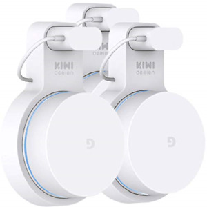 Google WiFi Wall Mount 3 Pack, Google Mesh Holder Without Messy Wires or Screws