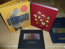 PAUL WELLER DELUXE INTO TOMORROW SIGNED BOOK GENESIS PUBLICATIONS The Jam