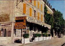 DROME - SAINT RAMBERT D'ALBON - HOTEL BRUN - CARTE NEUVE.