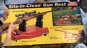 MTM Site In Clean Gun Rest NIB FREE SHIPPING