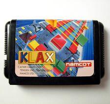 KLAX (JAP version)  - Jeu pour Sega Megadrive / Game for Sega Mega Drive