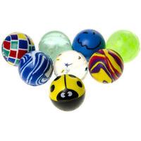 4 LED Igelball Flummi Springball 55 mm Mitgebsel Kindergeburtstag