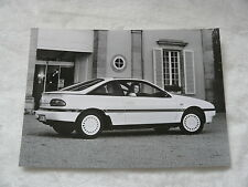 Nissan 100 NX - Presse Foto Werkfoto press photo 02.1991 (N0007-2