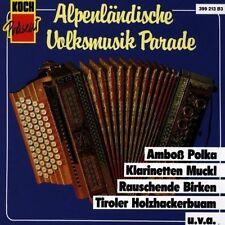 Alpenländische Volksmusik-Parade (Koch)  [CD]