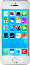 Apple iPhone 5s - 16GB - Silver, AT&T Unlocked, A1533, Grade A (ESQ)