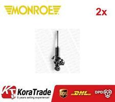2x MONROE C1501 SHOCK ABSORBERS PAIR SHOCKER OE QUALITY