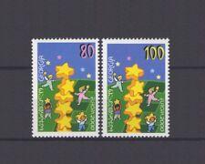 GEORGIA, EUROPA CEPT 2000, REBUILDING OF EUROPE, MNH