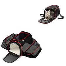 Oxford Portable Small Pet Puppy Cat Bag Foldable Pet Dog Car Seat Mat Cage