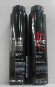 Goldwell TOPCHIC Professional Hair Color Canister (CAN) 8.6 fl oz ~ Levels 2 - 6