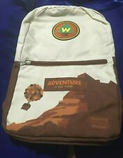 Loungefly Disney Pixar UP Adventure Canvas Backpack New with Tags