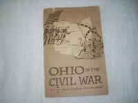 Ohio in the Civil War A Sohio Let's Explore Booklet GC 151I