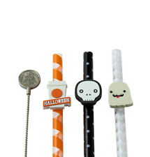 Starbucks Korea 2020 Halloween Straw Sets
