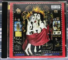 Jane's Addiction - Ritual de lo Habitual (1995) Autographed by Dave & Eric