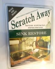 Micro-Mesh Scratch Away Sink Restore Scratch Remover for Stainless Steel Sinks
