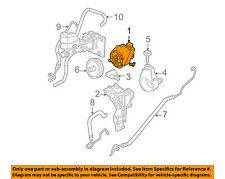GM OEM-Power Steering Pump 15909827